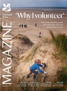 National Trust: UK's biggest circulation magazine