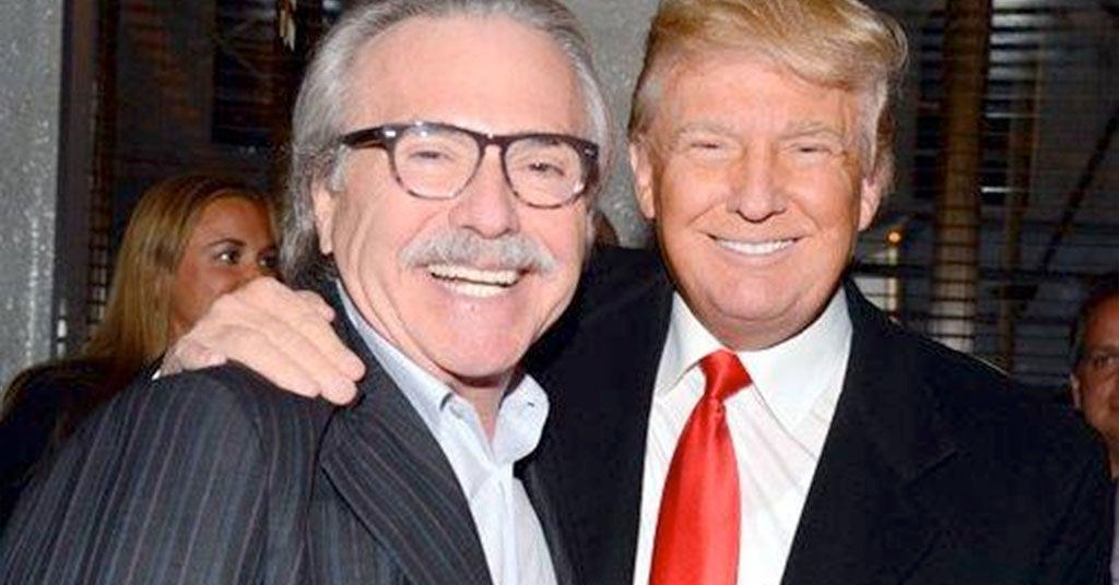 What next for David Pecker?